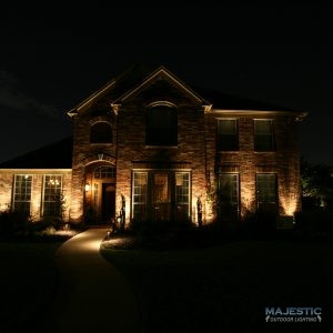 Fort Worth, TX & Dallas, TX Home Exterior Lighting Gallery