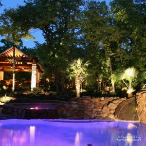 Arbor Lighting and Cabana Lighting