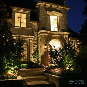 Landscape Lighting - Dallas Fort Worth Area - Majestic Outdoor Lighting