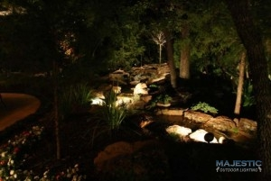 landscape garden lighting